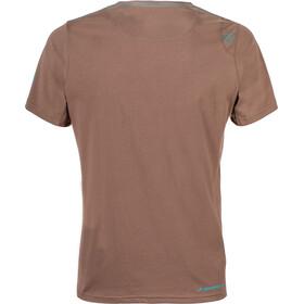 La Sportiva Sliced Logo - T-shirt manches courtes Homme - olive